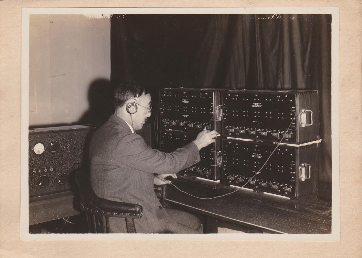 千葉勉と戦前の音声学実験室 ~80年の時を経てロンドンから帰還するX線 ...